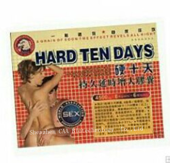 HARD TEN DAYS Male Enhancement Sex Pills Herbal Medicine SafeBuy Supplier Member