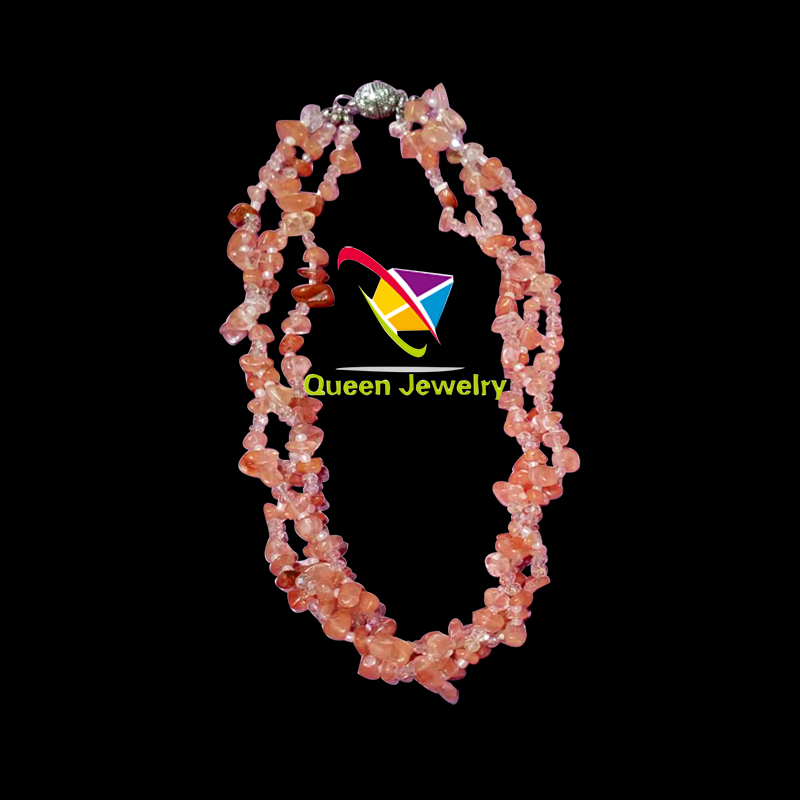 Tribe necklace High-quality natural stone handcrafted latest design beads necklace