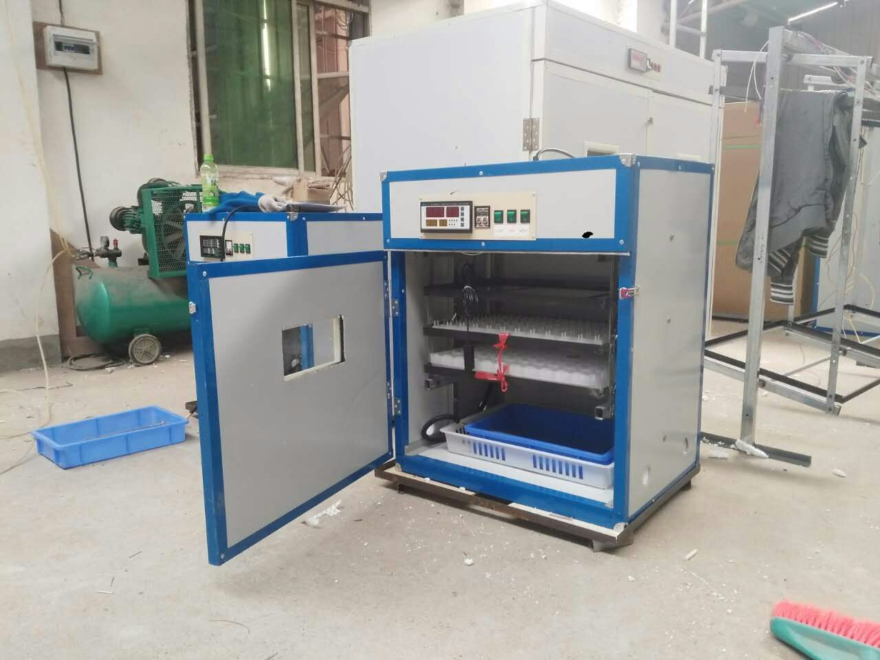 Automatic Quail Egg Poultry Incubator Hatching Machine for Sale Bubai
