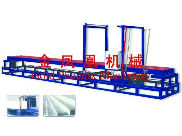 6m Cutting machine with Frequency Changer
