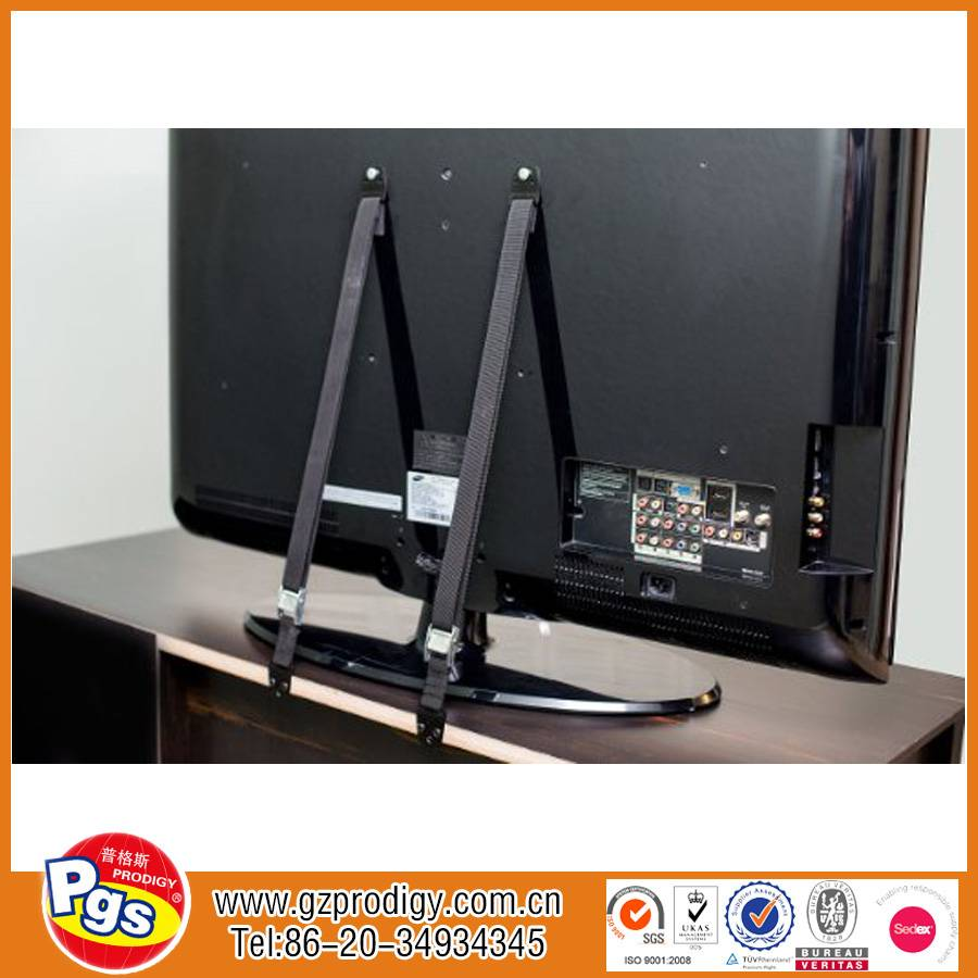 High Quality Heavy Duty Strap/TV and Furniture Anti-Tip Straps