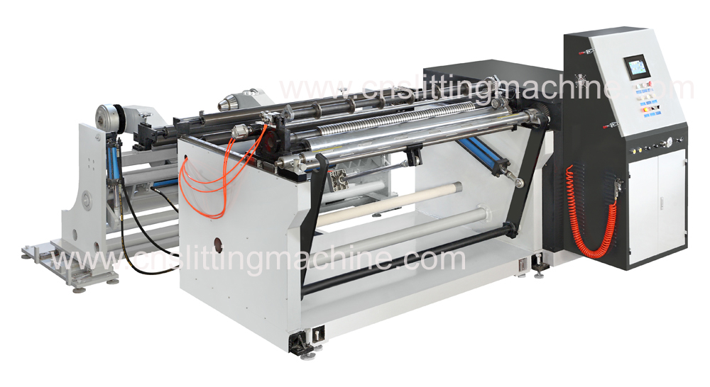 Paper Roll Slitting and Rewinder machine ZTM-B