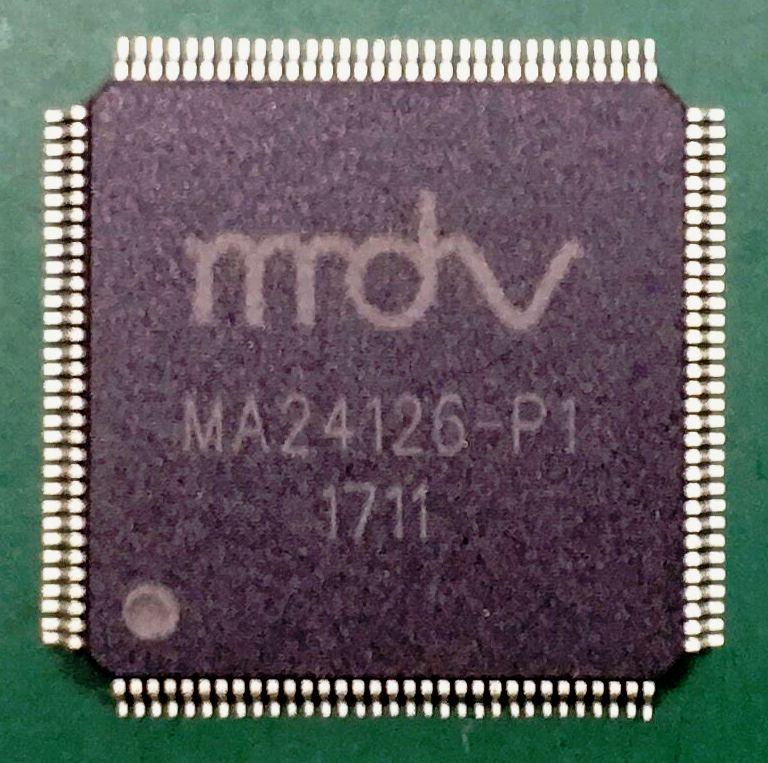 2400/1200/600 bps vocoder IC MA24126-P1