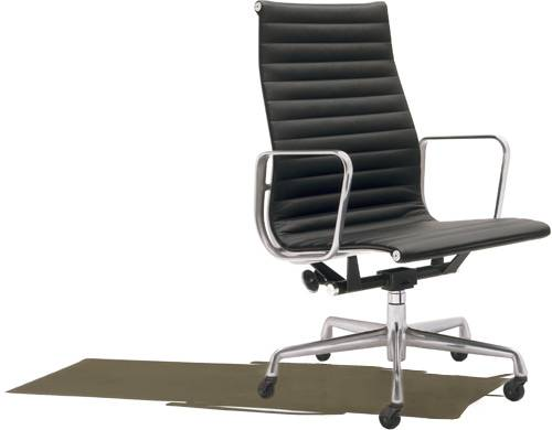 Eames aluminum group - executive chair office chair