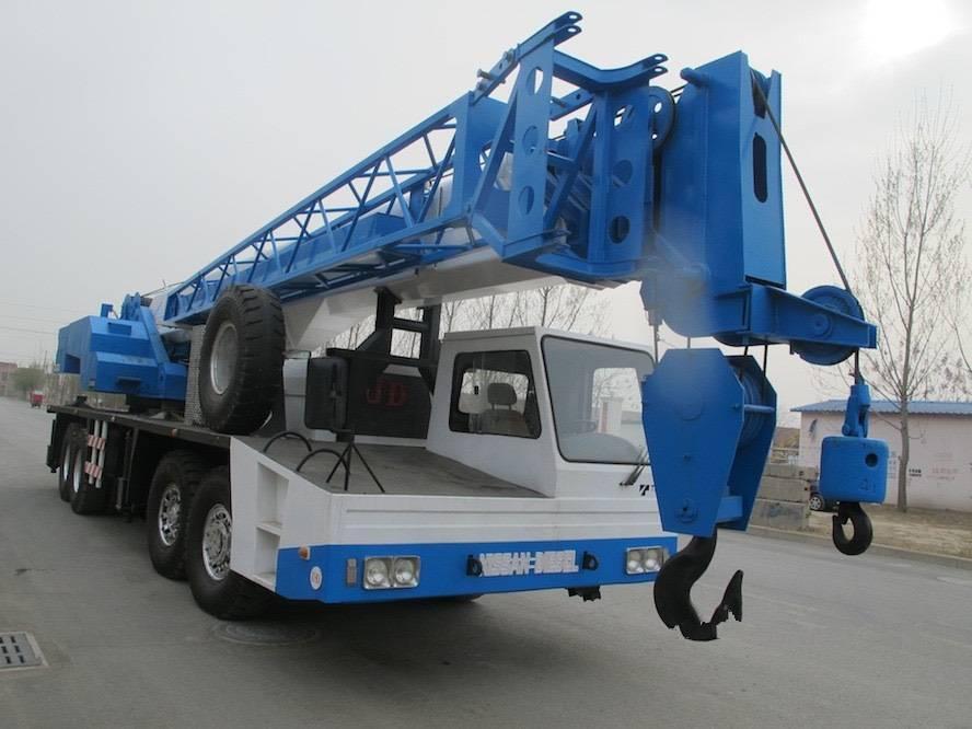 used tadano GT800E-3 mobile crane