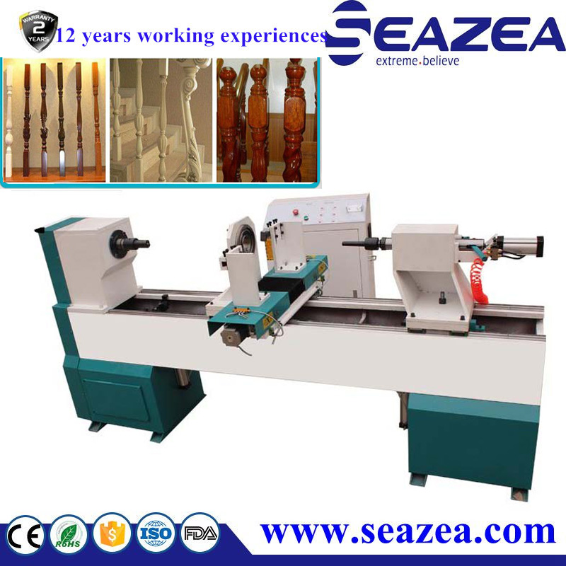 European Quality CE Certification cnc wood lathe woodworking cnc lathe for sale