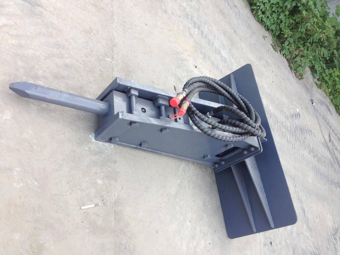 HCN 0203 series break hammer for skid steer loaders
