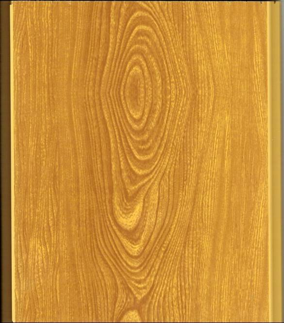 wood grain pvc ceiling and wall panel