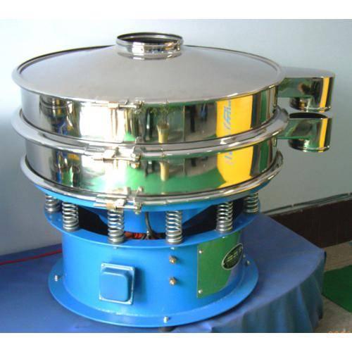 Rotary Vibrating screen for dioxide manganese