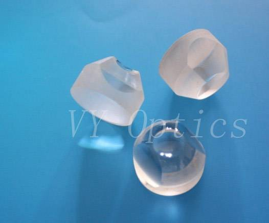 BK7 coated optical Pyramid prism from China