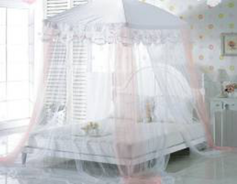 MOSQUITO BED NET-PLASTIC RING