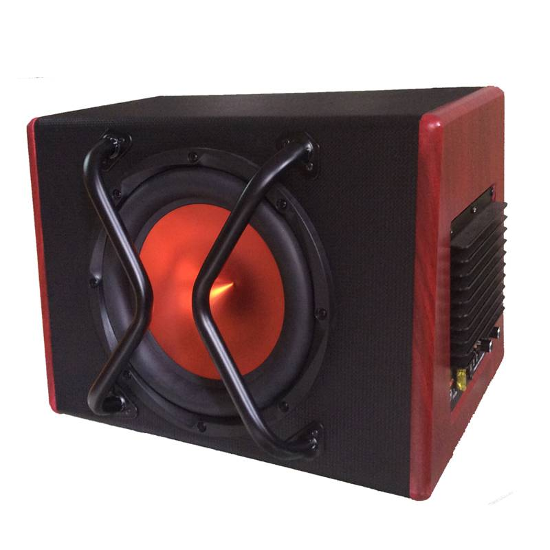 Car subwoofer with high power
