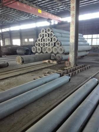 Phc concrete pile PHC 500-100/125 AB A