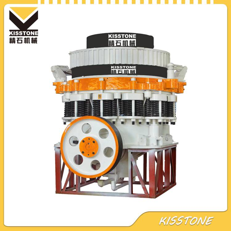 Kisstone china supplier 500t/h capacity stone rock cone crusher