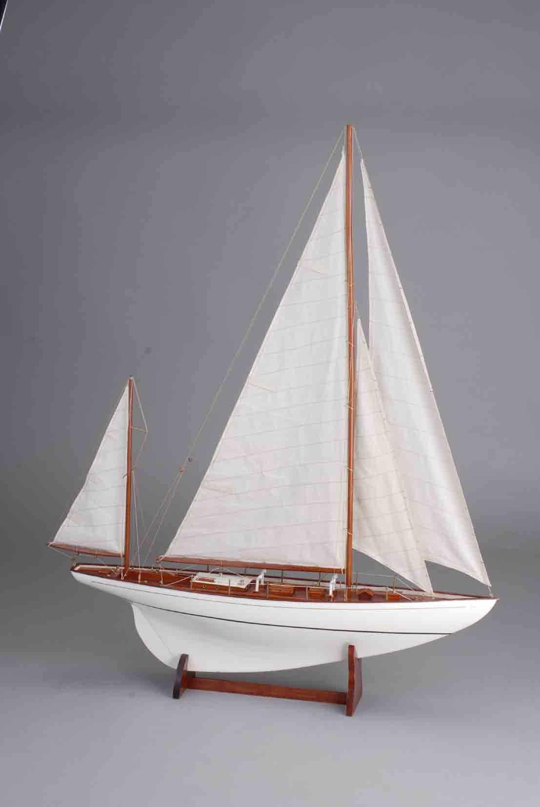 ship model --Dorade