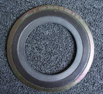 Spiral Wound Gasket -SW600