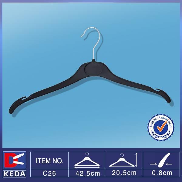 clothes hanger printed logo