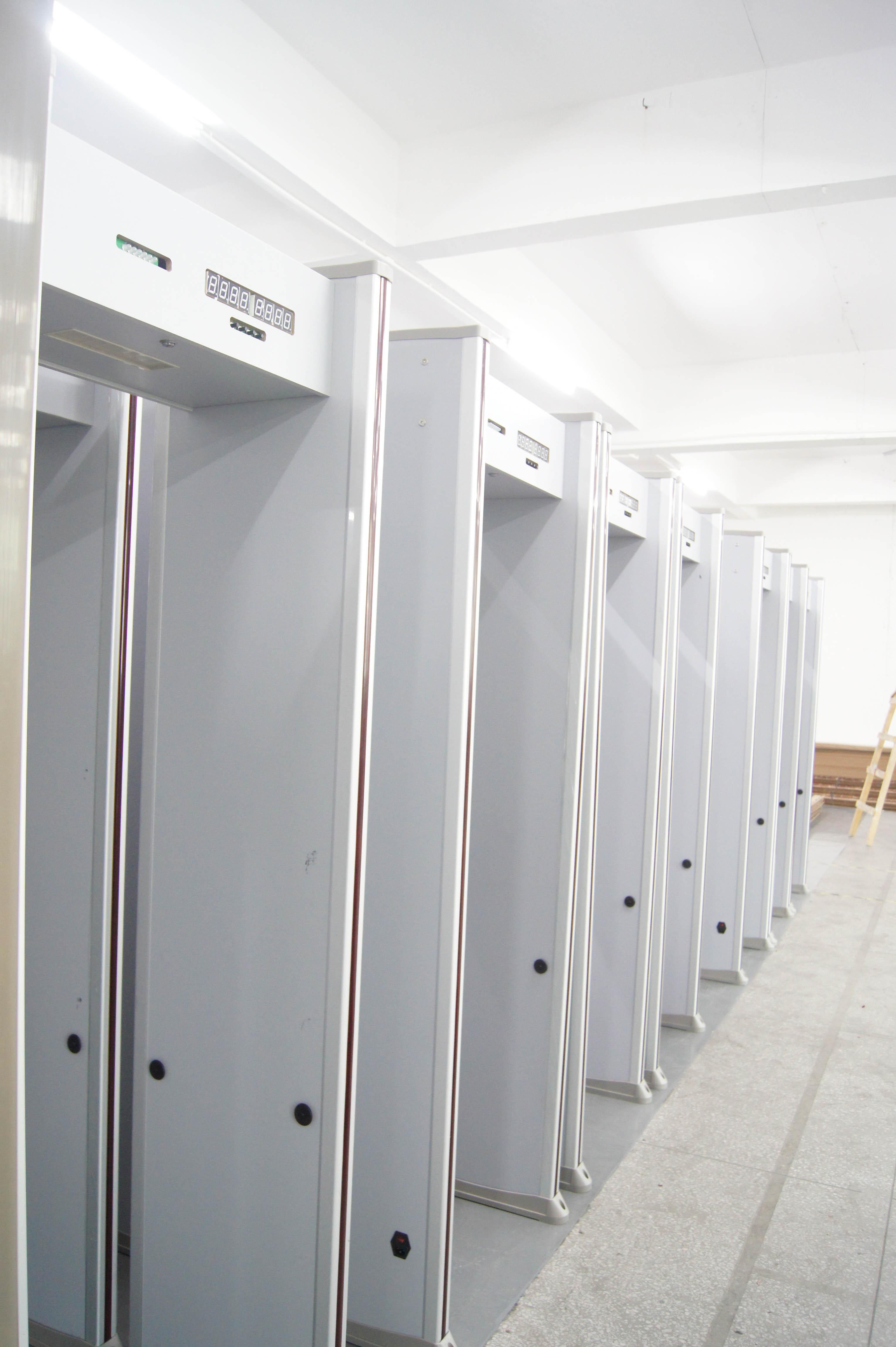 walk through Metal detector door frame UB-500