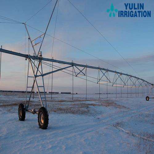 Agriculture Center Pivot Irrigation system for irrigationg farm land