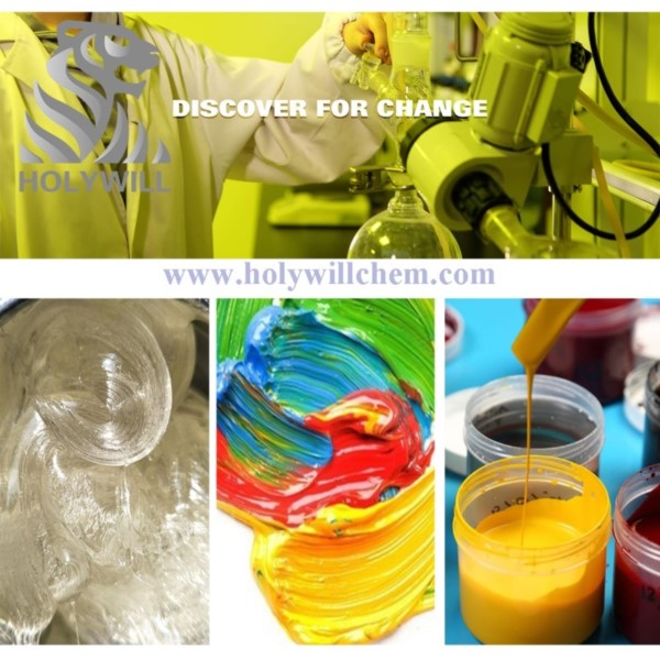UVP30 Oligomer UV Curable Ink Resin With No or Low VOC