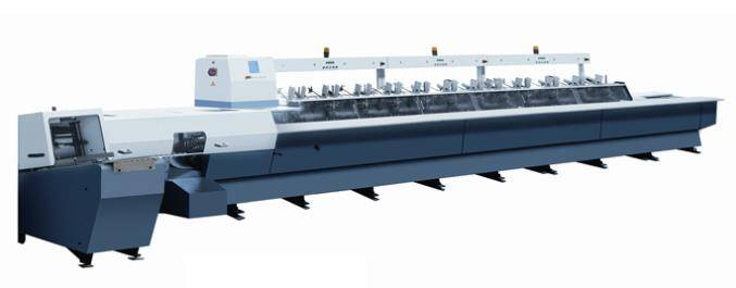 G460B automatic collating machine