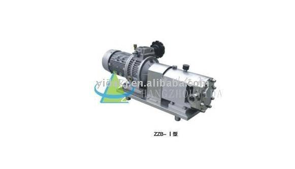Universal Cam and Rotor Transfer Pump