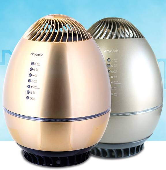 household Air Purifier with HEAP filter with ionizer(aromatherapy)