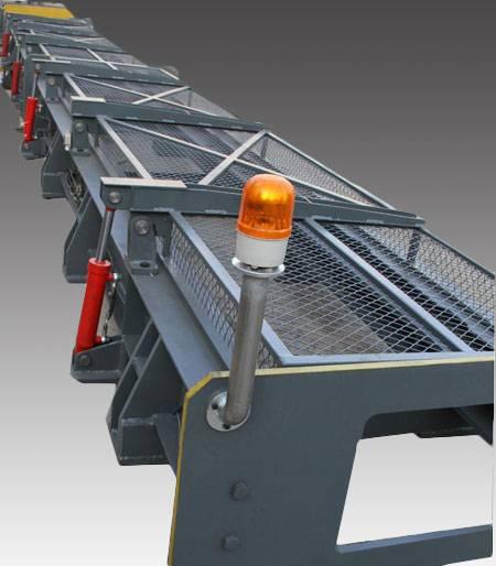 150T Horizontal universal wire rope webbing sling tensile testing machine