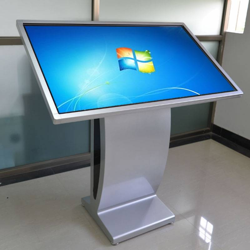 LCD AD Displayer Touch Screen with Mini PC and Digital Menu Board HD LCD Touch Advertising Machines