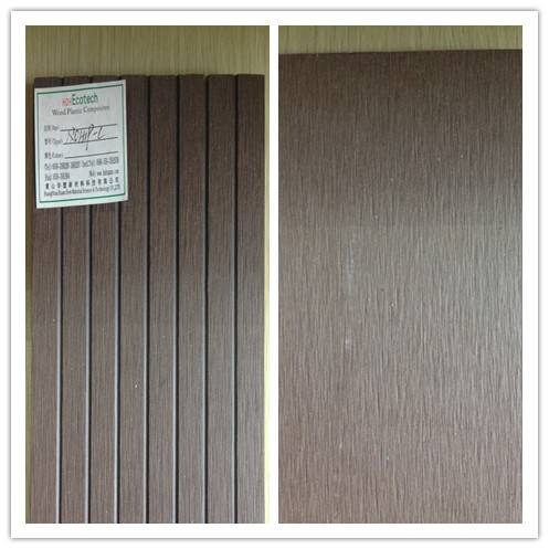 Stain & blemish resistant durable warranty wpc flooring