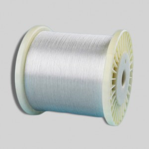 Silver metallized wire