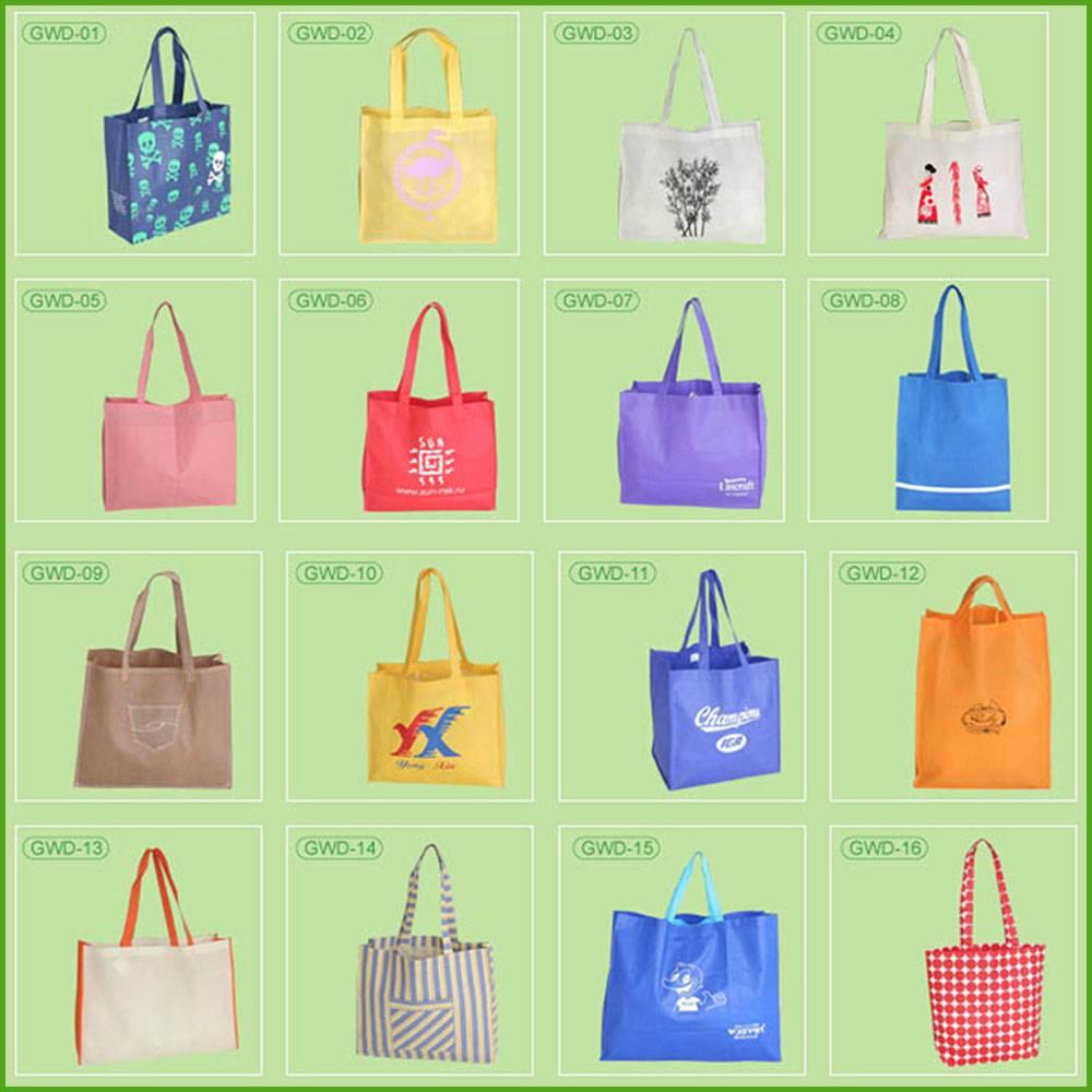 Reusable PP/Nonwoven Shopping Bag