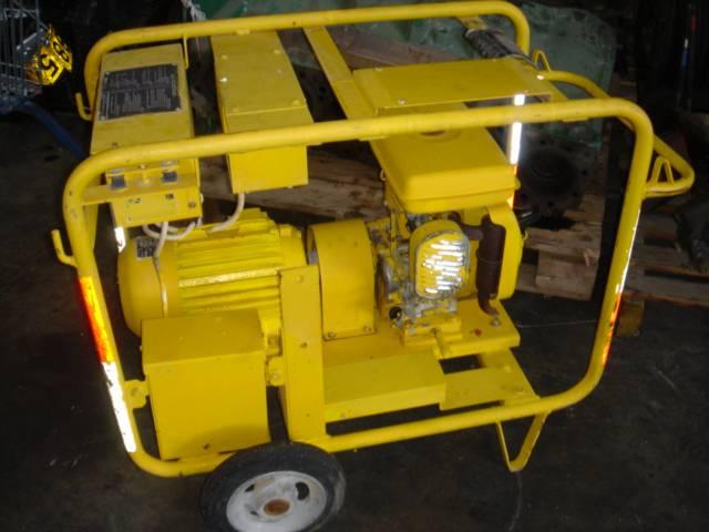 Gasoline generator 1.5KVA
