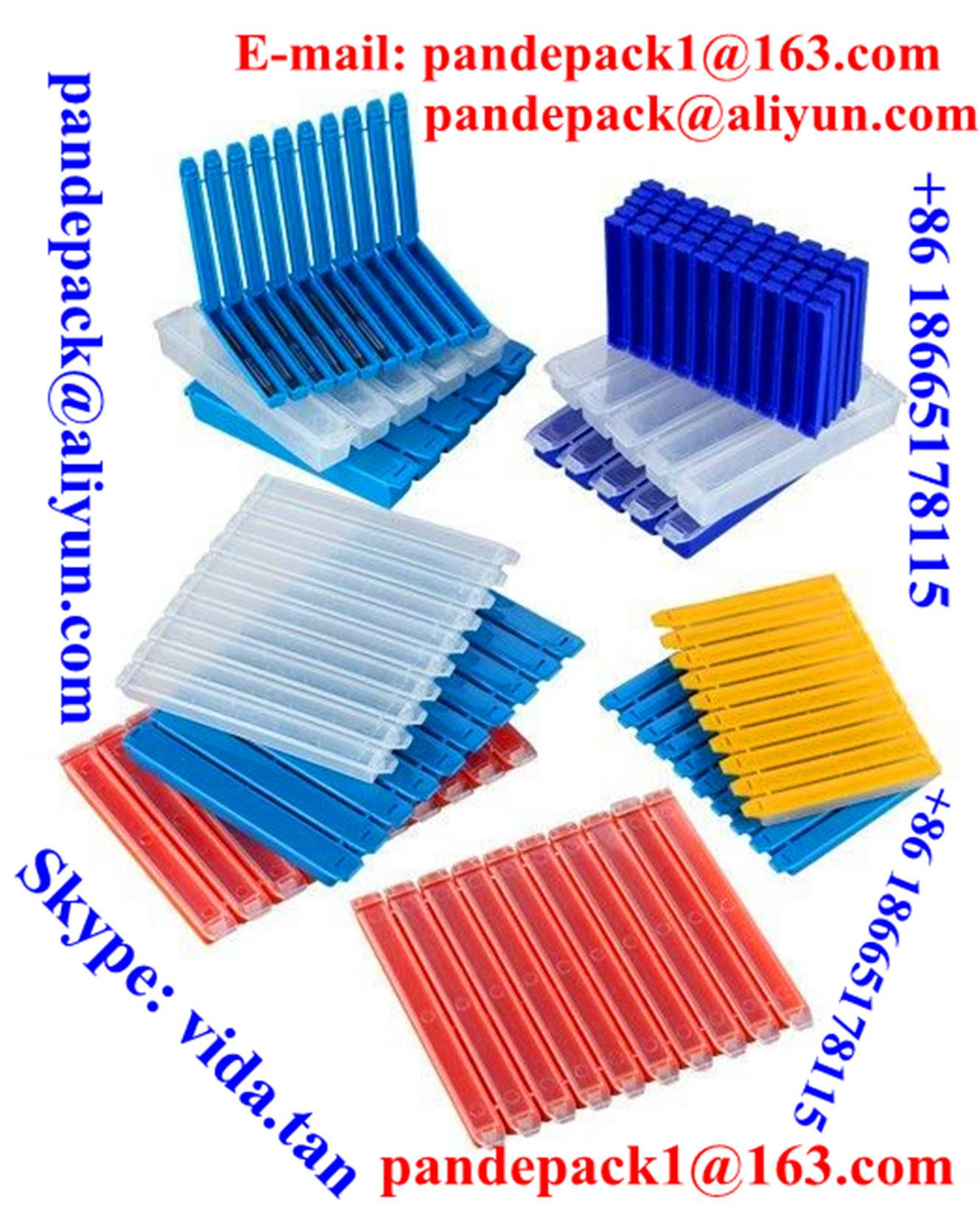 Sell SplitPack for Screw Tap/Plastic Box/Package/Cutting Tool Box/Package/Pack
