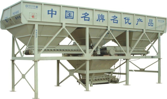 High Precision Cement Batching Machine