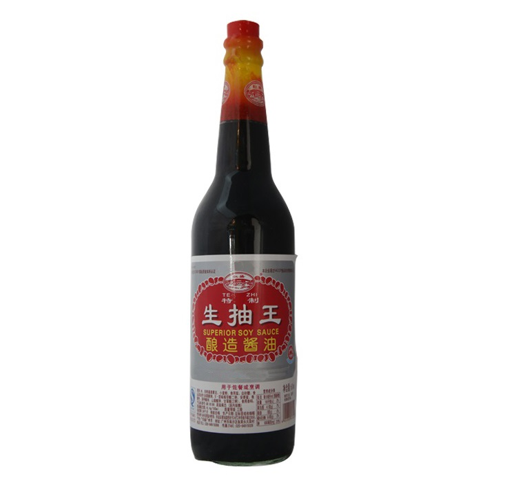 Superior soy sauce