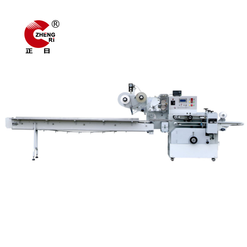 Zhengri PE Bag Syringe Plastic Pouch Packing Machine