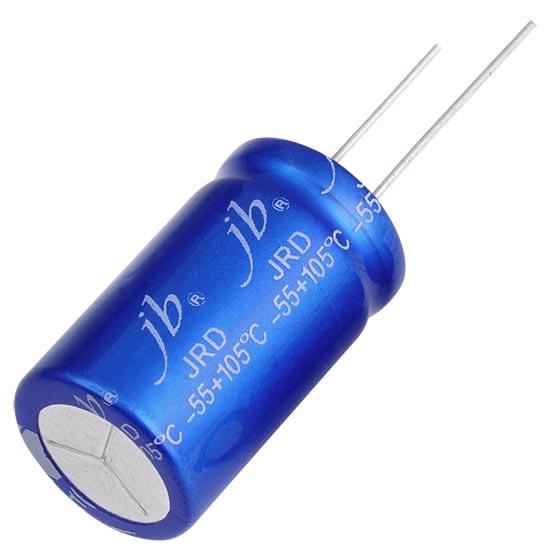 JRD - 5000H at 105°C, Radial Aluminum Electrolytic Capacitor