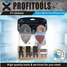 27pcs Oscillating Multi Tool Saw Blade Set