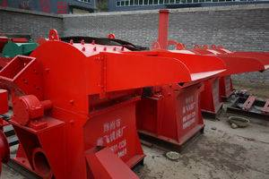 Xinfei Crusher for Leather/ Waste Leather Replace Traditional Crusher
