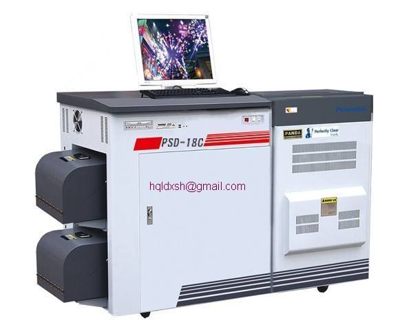 Digital Color lab Photo machine PSD-18C 12 by 18 inch ( 305 by 457 mm)