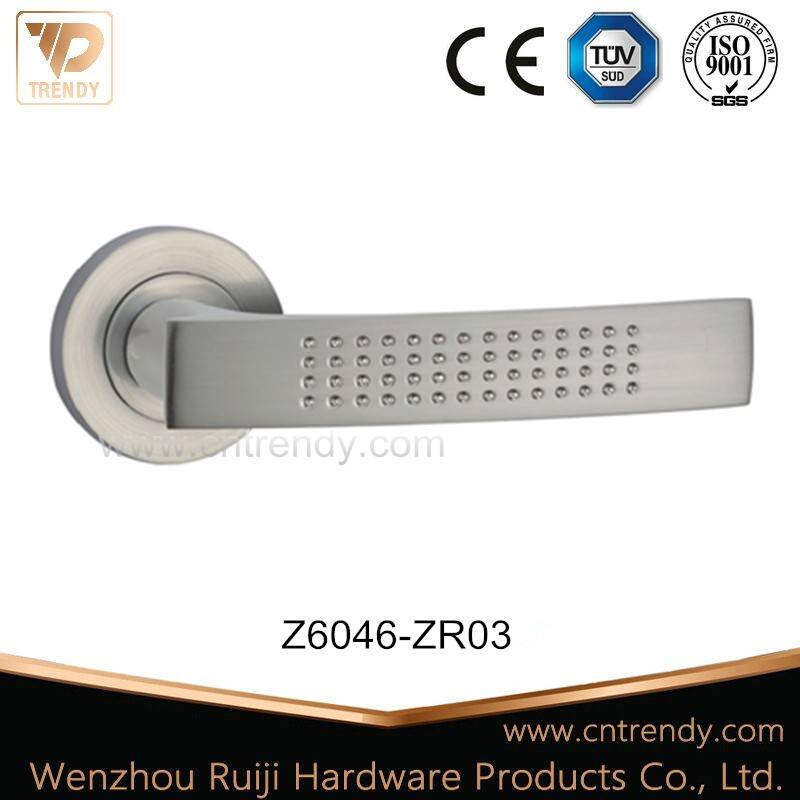 DOT Surface or Stripe Country Style Assembled Tubular Door Lever Handle
