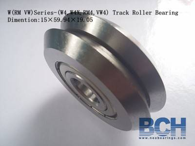 W4 Track Roller Bearing