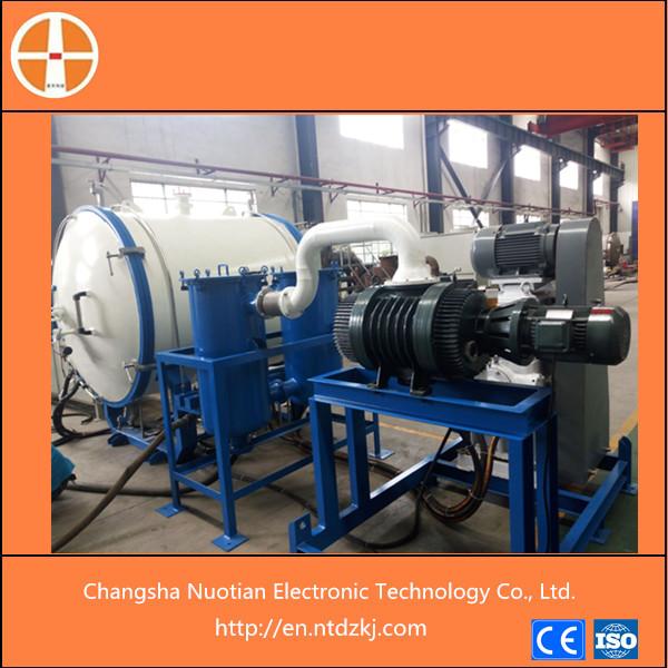 Metallurgy powder sintering furnace
