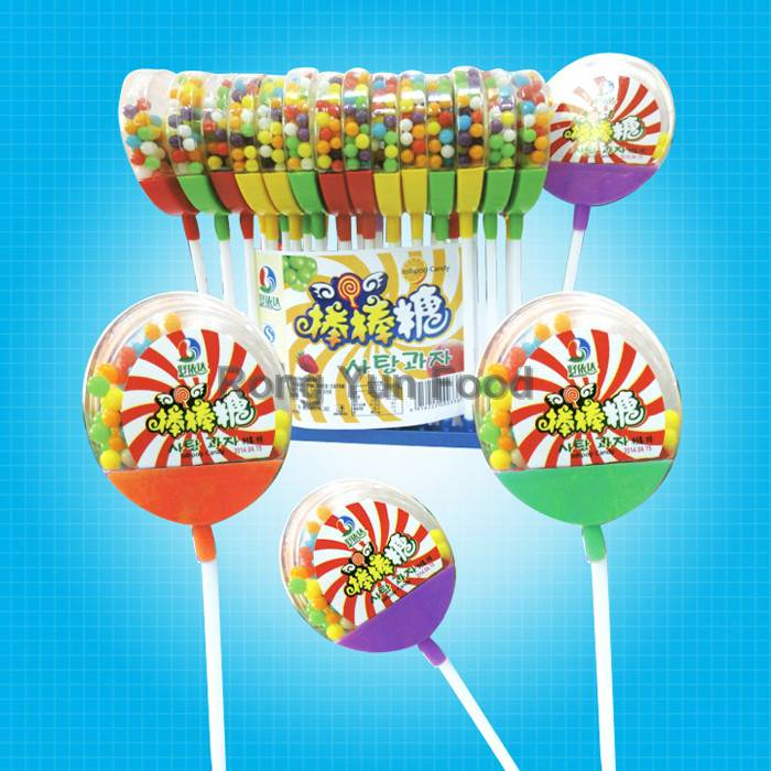 RY04001  Rainbow Lollipop