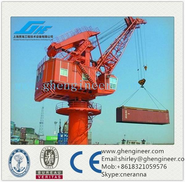 Offshore Platform Crane