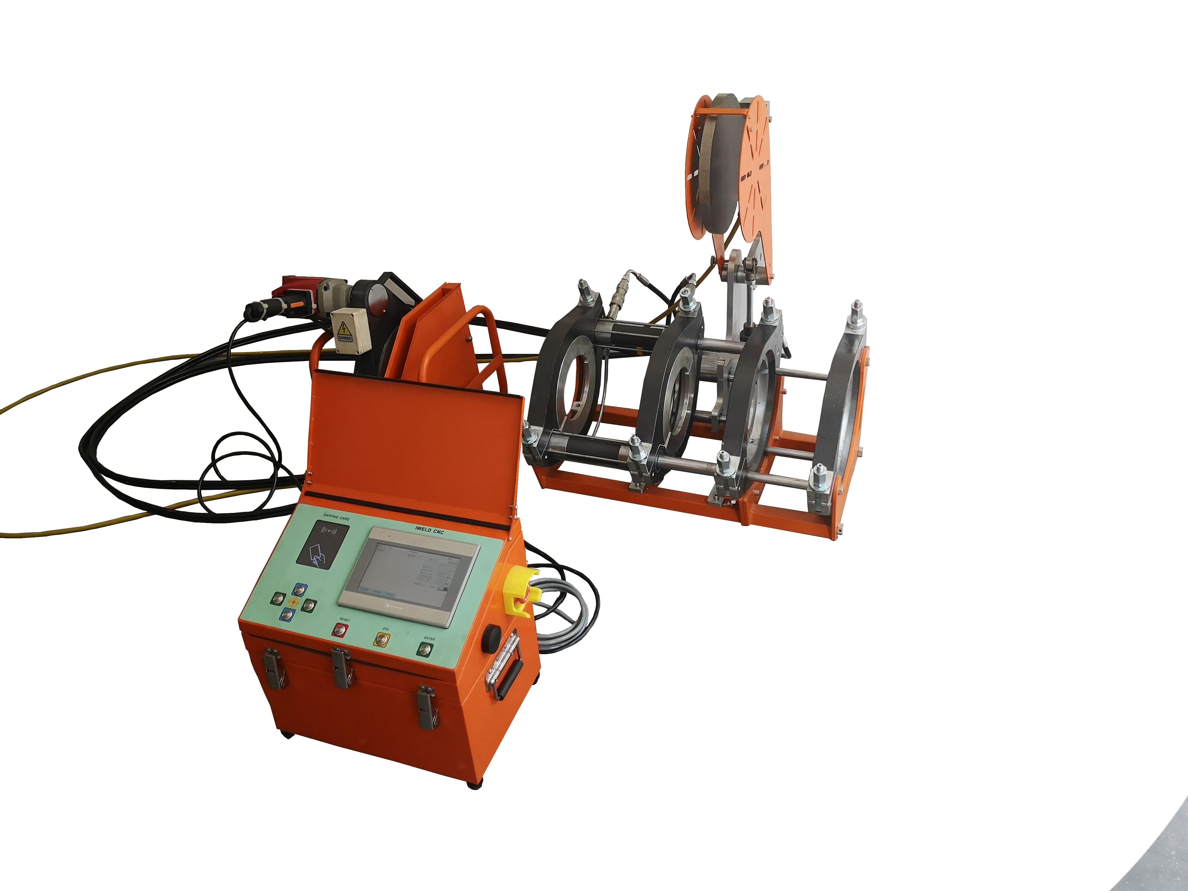 Automatic butt fusion CNC