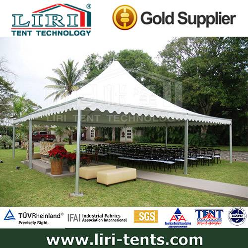 10x10 Pagoda Tent & Wedding Shelter for Wedding and Party