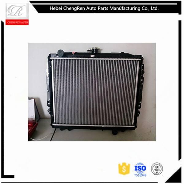 QingLing 4JB1 Auto Aluminum Radiator Of Car,Truck And Pickup