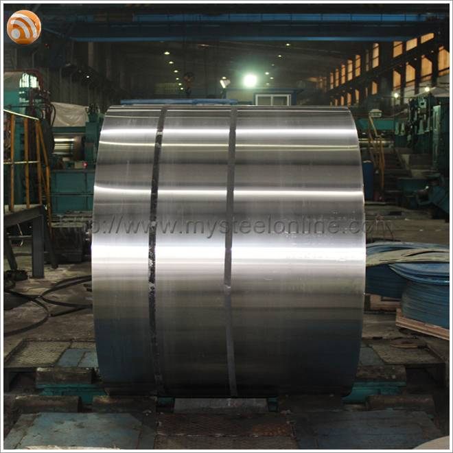 Cold Rolled Steel Coil St12 with Customized Width